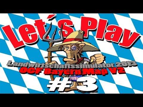 ★ Let's Play LS13 ★ - OGF Bayern Map V2 - #03 Verstärkung auf dem Hof (Teil 2)