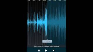 MP3 Cutter and Ringtone Maker for Android demo video