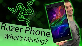 Razer Gaming Phone - What is missing? Quick overview
