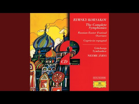 Rimsky-Korsakov: Russian Easter Festival, Overture, Op.36