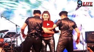 देसी Stage छोड़ सपना का दिखा Bollywood Style | Sapna Chaudhary's Bollywood style