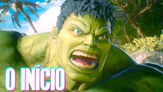 MARVEL VS CAPCOM INFINITE - A HISTÓRIA (Gameplay PT-BR Português)