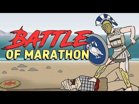 Battle of Marathon | Animated History