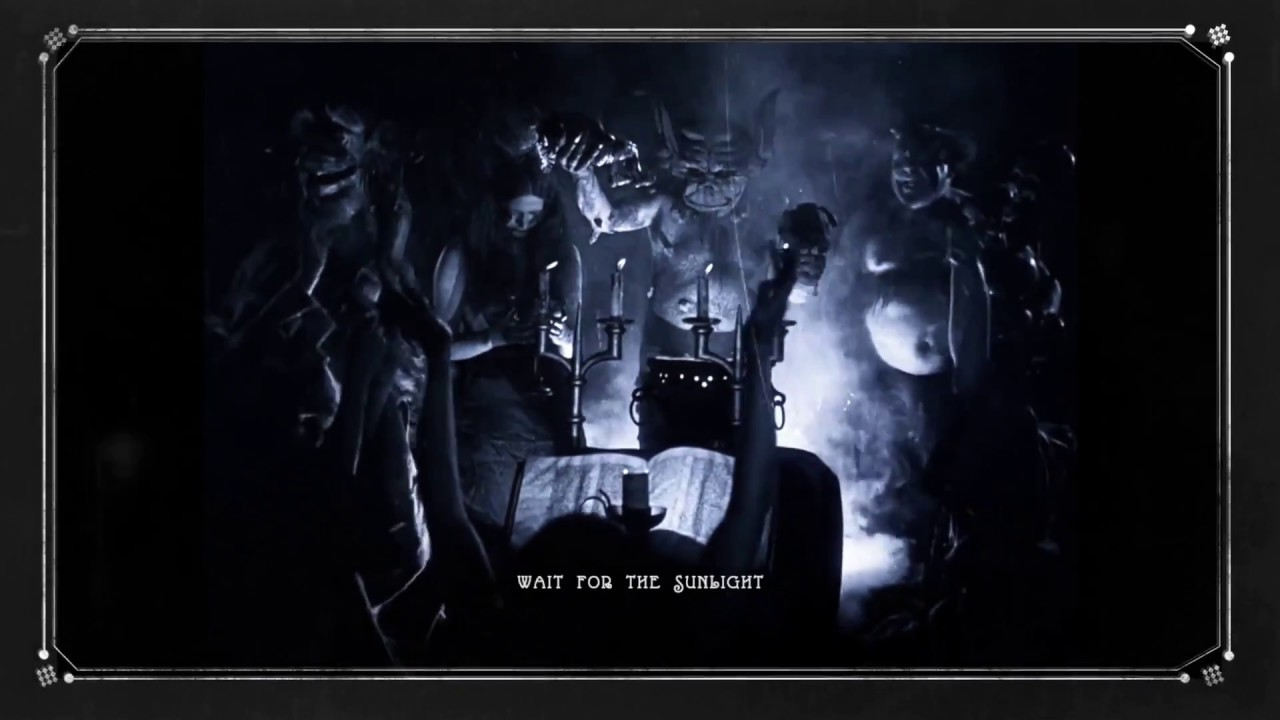 CONTACT - Age Of Satan [Official Lyric Video]