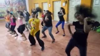 Nachange Saari rat | Summer Funk 2016 | Mighty Dance Academy | Choreo by Shailendra Singh