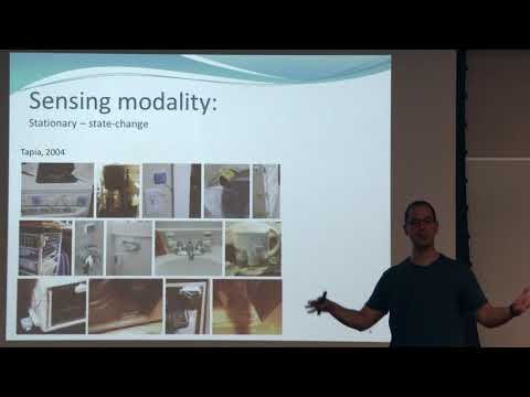 Behavioral Context Recognition - Yonatan Vaizman