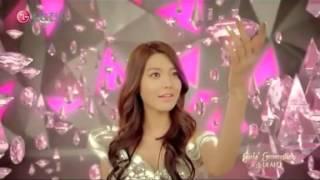 [HD] SNSD Destiny -Yin Yue Tai    2012/08/07