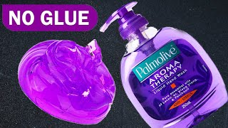 Hand Soap and Sugar Slime, No Glue Clear Slime with Hand Soap and Sugar, 2 ingredients Clear Slime 2