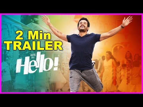 Hello Movie Latest Trailer | Akhil...