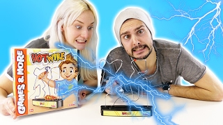 WER VERBRENNT SICH AM HEIßEN DRAHT? Hot Wire Simba Demo - Spiel mit mir Kinderspielzeuge