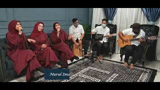AMAR - Nurul Iman (cover by Al-Ajiba)