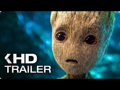 трейлер 2017 - GUARDIANS OF THE GALAXY VOL. 2 Trailer 2 (2017)