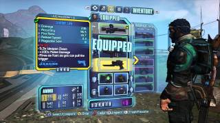 Borderlands 2 Infinite Ammo Glitch (Xbox 360, Playstation 3)