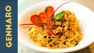 Fresh Lobster Pasta