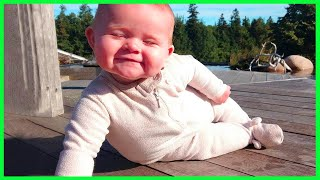 🥰 SOO CUTE !!! The Planet's Cutest Babies are Here 🥰 - Funny Babies Doing Silly Things😍😂