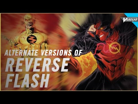 The Alternate Versions Of Reverse Flash!
