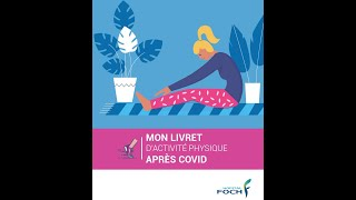 Hôpital Foch : Activité physique après une contamination au Covid19.