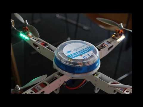 IS2T - MicroEJ demo of drone JA4RTOR II
