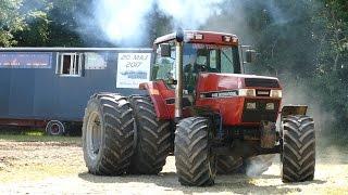 case ih 210 225 230 puma 310 7110 magnum   tractor pulling denmark