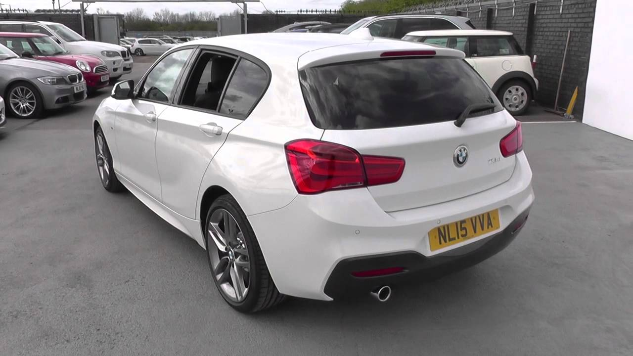 bmw 1 series 118d m sport 5dr u13760 youtube. Black Bedroom Furniture Sets. Home Design Ideas