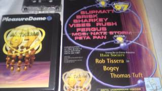 Fergus Pleasuredome Anthems 16th Oct 1997 (MC