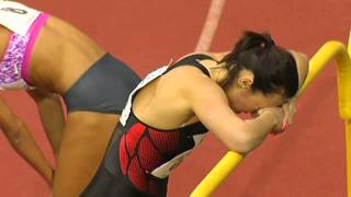Легкая атлетика. Зимний ЧУ-2016. 400 м ФИНАЛЫ женщины, мужчины. 26/02/2016