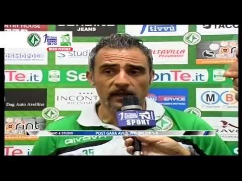 Domenico Toscano - Post Avellino-Spezia - 1-0 - 15 Ottobre 2016