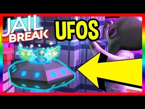 Roblox Jailbreak NEW UFO ALIEN UPDATE! *FLY A UFO!* (Roblox Jailbreak New Update)