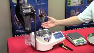 Particle Size Analysis with the Mikro Ai