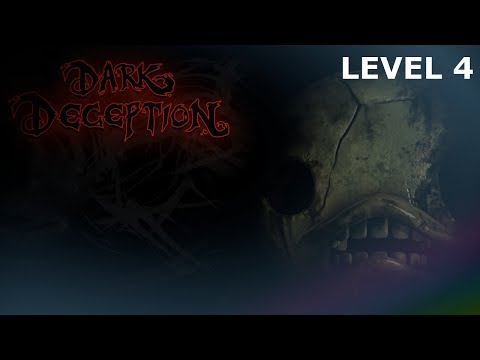 Dark Deception Gameplay (HORROR GAME) Stranger Sewers Level 4 CHAPTER 3 No Commentary