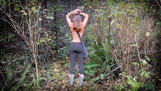 MUSHROOM HUNTING IN CANADIAN WILDERNESS | Living Off Grid - Ep.58