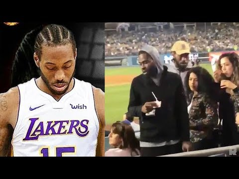Kawhi Leonard Makes His Move To Los Angeles