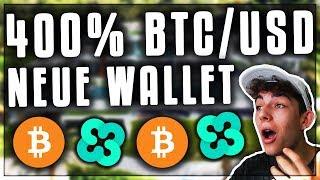 400% IN 3 TAGEN! ETHOS WALLET! Kryptowährungen deutsch