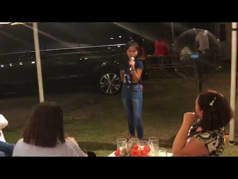"""JUDAY-RYAN's eldest daughter Yohan Santos Agoncillo sings """"A Million Dreams"""" from """"The Greatest Sho"""