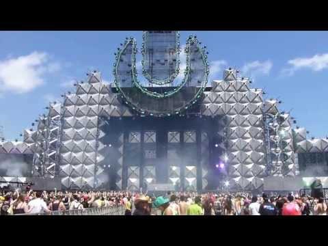 Tommie Sunshine @  Ultra Music Festival 2013