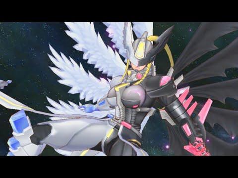 Mastemon!! Angewomon & LadyDevimon DNA Digivolution - Digimon ...