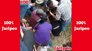¡PERDIÓ LA VIDA EL JINETE! Última Monta Del Forastero De Chalma, Jaripeo En Chalma 2021