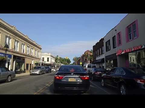 Driving from Floral Park in Nassau to Saint Albans in Queens,New York