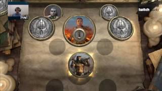 Bethesda Plays The Elder Scrolls Legends: Developer Walkthrough #3