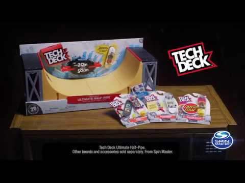 NEW Tech Deck Collection Dropping In Now!