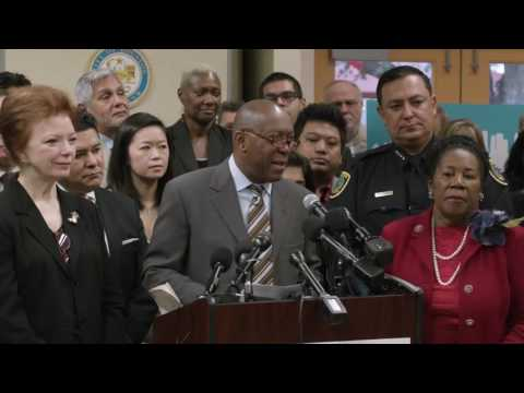 Mayor's Immigration Press Conference