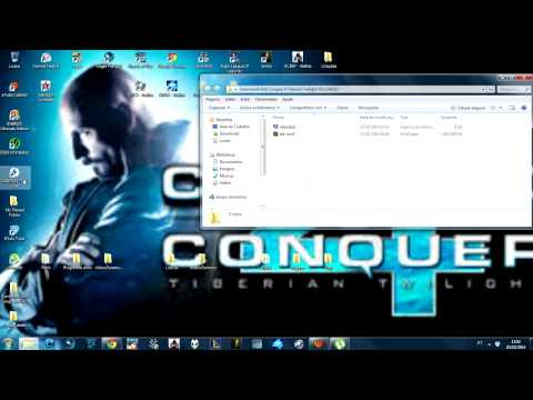 Baixar e Instalar Command&Conquer4-TiberiumTwilight