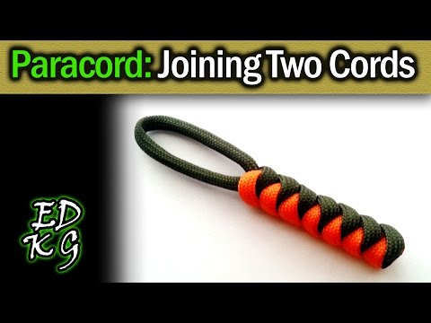 How to make snake knot paracord keychain by paracordknots for Easy paracord lanyard