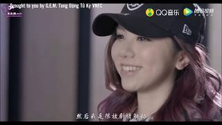 """[Vietsub] Gem kể chuyện thu âm ca khúc """"Đào Hoa Nguyện"""" - OST Thượng cổ tình ca"""