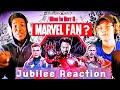 6 Marvel SuperFans vs 1 Secret Dc Fan  REACTION!!!!!!!!