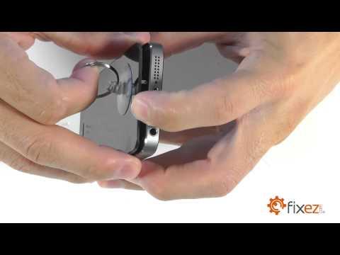iPhone 5s Front-Facing Camera & Earpiece Speaker Repair