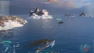 world of warships v 25 10 minute melee