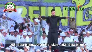 Ahmad Dhani dan jutaan umat Islam menyanyikan Mars AKSI BELA ISLAM