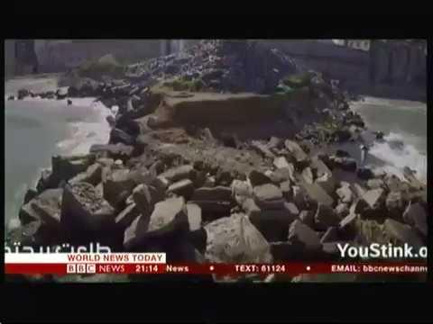 'You Stink' (Lebanon) - BBC News - 12th March 2016