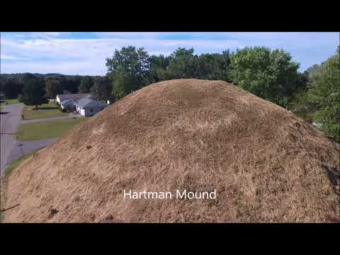 Wolf Plains Group - Ancient Adena Mounds